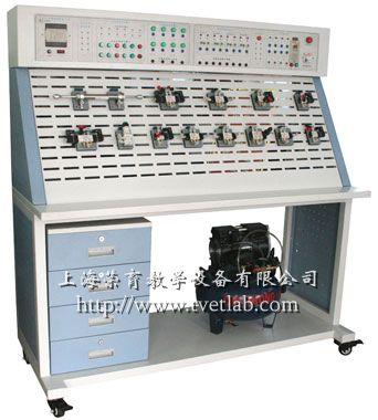 QDA 01型气动控制实验台图片
