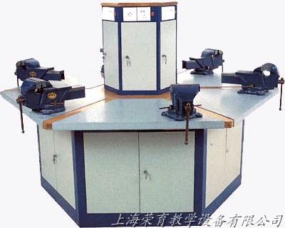 六角电钳实训台结构特点