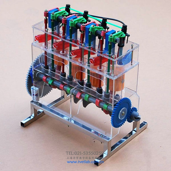 195发动机总成 供油提前角自动调节器  单缸四冲程柴油机, 活塞式输油泵 约翰迪尔柴油发动机实验台 产品简介: 型号:RY-F8100-JDT 尺寸:140010001200(长宽高) 使用环境:温度-5~40;湿度80% 发动机型号:RYT654系列柴油 机油等级:API(美国石油学会)标准SG级, 蓄电池:免维护蓄电池 万向自锁脚轮台架活动灵活,并带有自锁装置,便于移动教学;整体台架采用刚性结构焊接,所用材料如方管、角钢等采用国标标准材料,支撑可靠,并布有减震元件;表面喷塑处理防腐蚀抗