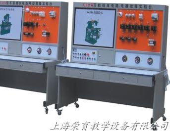 try-z3040b型摇臂钻床电气实验设备