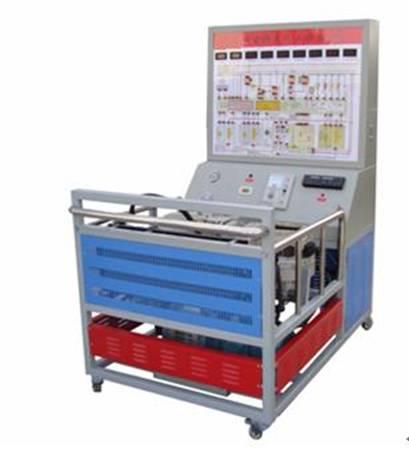桑塔纳3000空调系统实验台