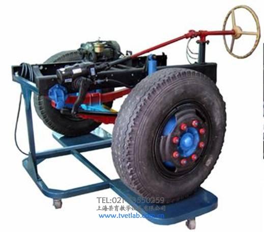 汽车转向系统,充分展示汽车转向系统的组成结构;   2.旋转方向高清图片