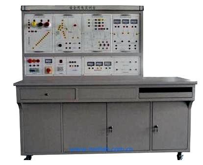 漏电保护器原理模拟实验