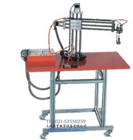 机械手实验装置由底座