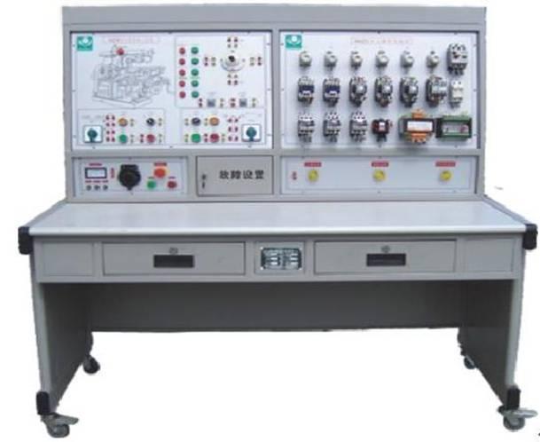 try-z3040b型摇臂钻床电气技能培训考核实验装置