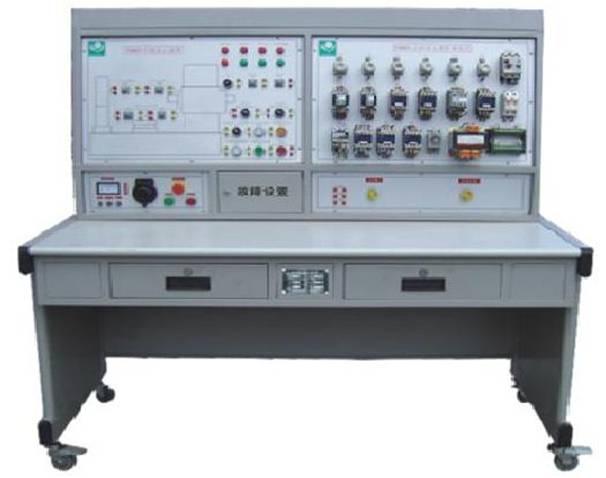 try-c650型普通车床电气技能培训考核实验装置