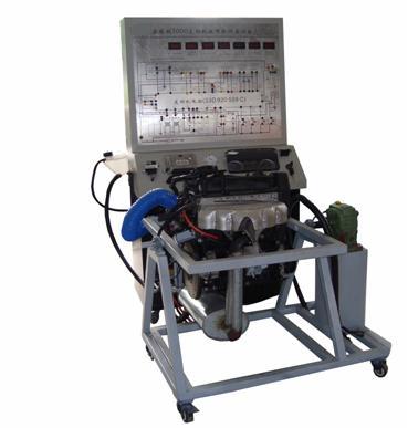 实际操作,真实展示汽车电喷汽油发动机结构与原理及工作过程高清图片