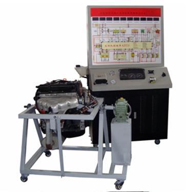 类别 汽车发动机实训 桑塔纳2000gsi电控发动机拆装运行高清图片