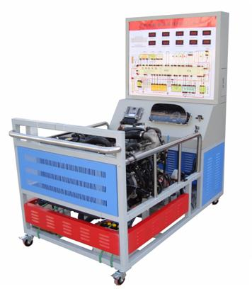 汽车电喷汽油发动机结构与原理及工作过程.适用于各类型院校高清图片