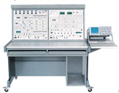 try-1a型模拟电子电路实验装置(双组)