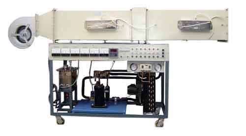 工程环境实验台,空调过程实验装置
