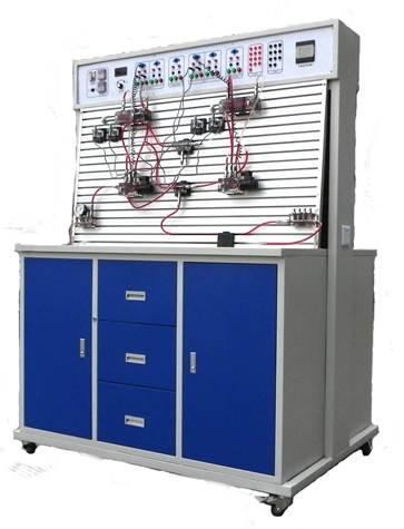 透明液压传动演示系统配置图片