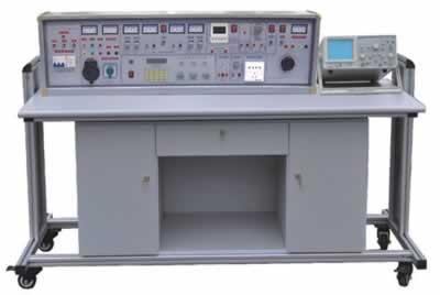 首页 电工电子电气实验实训考核设备 模电数电电工电子电力拖动实验